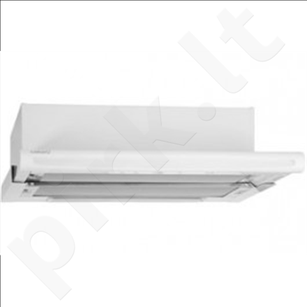 Cata TF-5060/C White Telescopic cooker hood