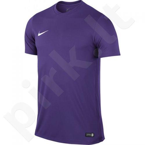 Marškinėliai futbolui Nike Park VI M 725891-547