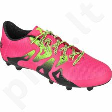Futbolo bateliai Adidas  X 15.3 FG/AG M S74634