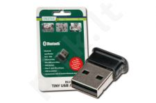 Mini adapteris Digitus USB Bluetooth 2.0, 50m