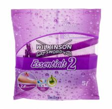 Wilkinson Sword Essentials 2, Razor moterims, 5pc