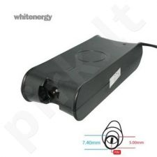 Whitenergy mait. šaltinis 19.5V/3.34A 65W kištukas 7.4x5.0mm + pin Dell