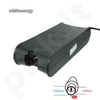 Whitenergy mait. šaltinis 19.5V/3.34A 65W kištukas 7.4x5.0mm + pin Dell