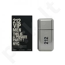 CAROLINA HERRERA 212 VIP MEN edt  50 ml vyrams