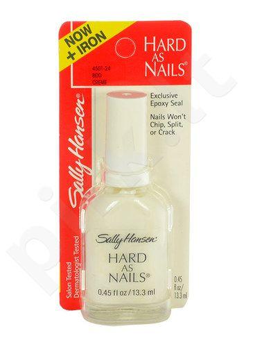 Sally Hansen Hard As Nails, kosmetika moterims, 13,3ml, (24 Boo Creme)