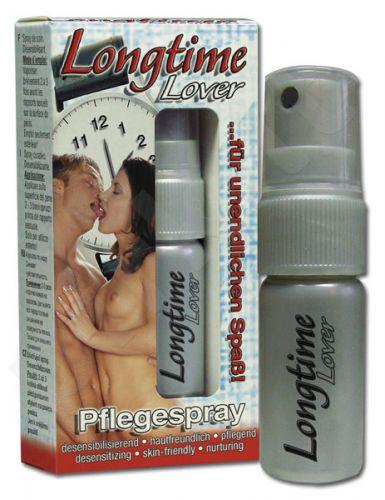 Atidėjimo purškiklis Longtime Lover 15 ml