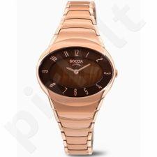 Moteriškas BOCCIA TITANIUM laikrodis 3255-01