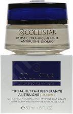 Collistar Ultra Regenerating Anti Wrinkle-priešraukšlinis dieninis kremas, 50ml, kosmetika moterims