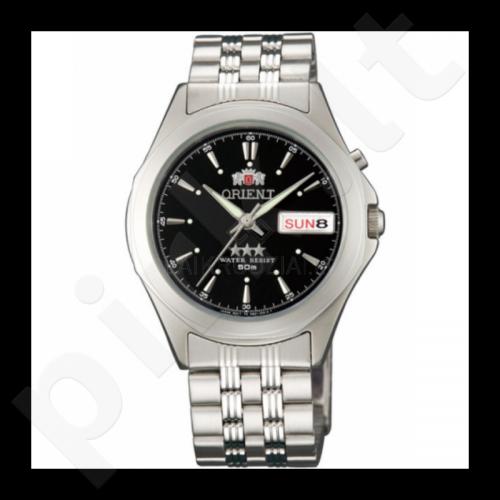 Vyriškas laikrodis Orient FEM5C00LB9