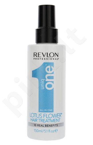 Revlon Uniq One Lotus Flower, plaukų kaukė nenuplaunama, kosmetika moterims, 150ml