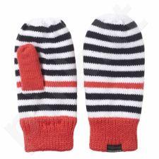 Pirštinės Adidas Stripy Mittens Junior AY6520