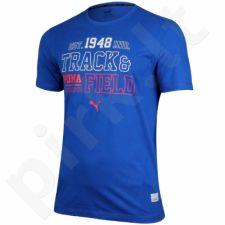 Marškinėliai Puma Style Athl Tee M 836598 16