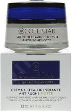 Collistar Special Anti-Age, Ultra-Regenerating Anti-Wrinkle Night Cream, Night Skin kremas moterims, 50ml