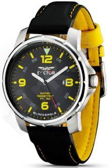 Laikrodis Sector   Black Eagle. Dualtime. chronografasgrafas or   version.  . 5 ATM