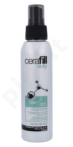 Redken Cerafill Defy Daily galvos odos gydymas, kosmetika moterims, 125ml