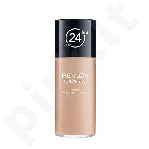 Revlon kreminė pudra riebiai odai, kosmetika moterims, 30ml, (350 Rich Tan)