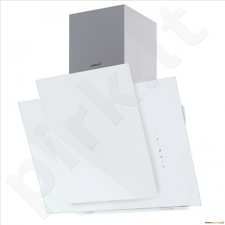Cata PODIUM 500 XGWH White Glass Wall hood
