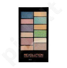 Makeup Revolution London Beach & Surf  akių šešėliai Palette, kosmetika moterims, 8,4g
