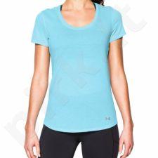 Marškinėliai bėgimui  Under Armour Streaker W 1271517-914