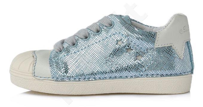 D.D. step Šviesiai mėlyni batai 25-30 d. 043517am