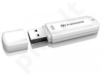 Atmintukas Transcend JF370 4GB, Baltas