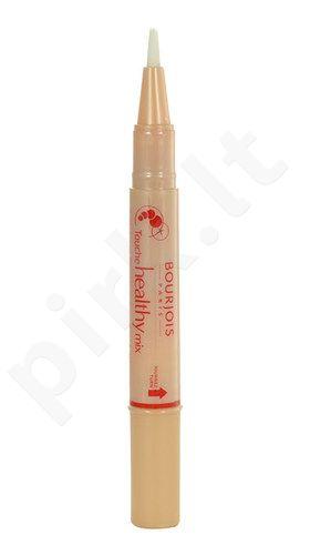 BOURJOIS Paris Touche Healthy Mix Brush Concealer, kosmetika moterims, 1,5ml, (62 Beige Rosé)