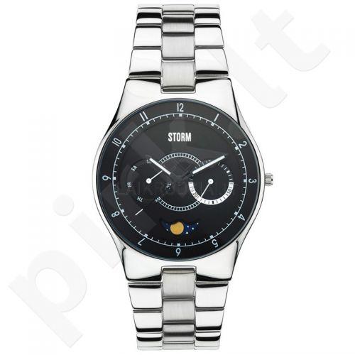 Vyriškas laikrodis STORM Alvas Black