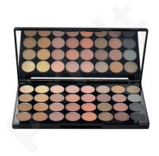 Makeup Revolution London Flawless Matte Palette, kosmetika moterims, 16g
