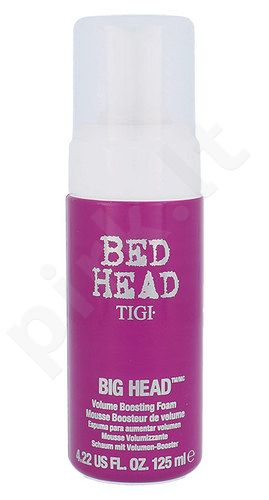 Tigi Bed Head Big Head apimti didinančios plaukų putos, kosmetika moterims, 125ml