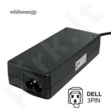 Whitenergy maitinimo šaltinis 20V/4.5A 90W kištukas 3-pin Dell