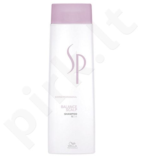 Wella SP Balance Scalp šampūnas, 250ml, kosmetika moterims