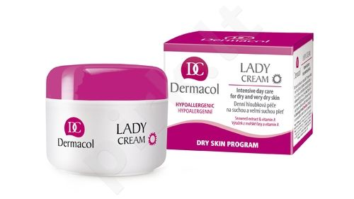 Dermacol Lady Cream, dieninis kremas moterims, 50ml