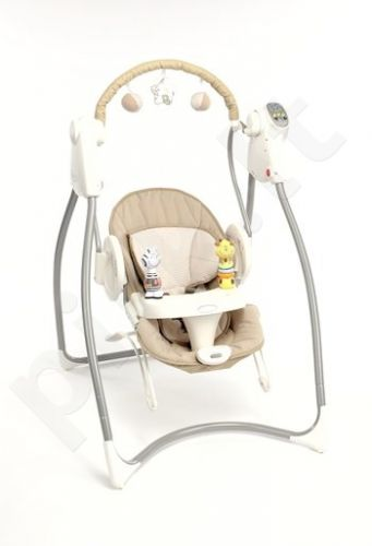 GRACO Supynės Swing N Bounce (Benny and Bell)
