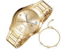 Esprit ES108082002 Lizzie Gold Special moteriškas laikrodis