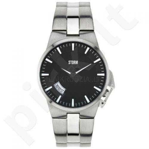 Vyriškas laikrodis STORM Alvor Black