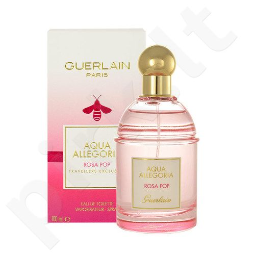 Guerlain Aqua Allegoria Rosa Pop, EDT moterims, 100ml