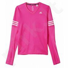 Marškinėliai bėgimui  Adidas Response Long Sleeve Tee W B48024