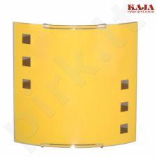 Plafonas K-1664 iš kolekcijos ZK5-091 geltona