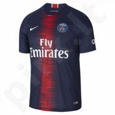 Varžybiniai marškinėliai Nike Breathe Paris Saint Germain Home Stadium M 894432-411