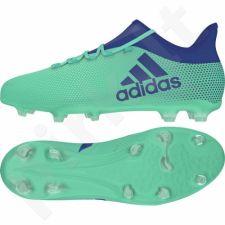 Futbolo bateliai Adidas  X 17.2 FG M CP9189