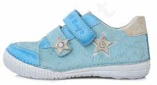 D.D. step Šviesiai mėlyni batai 25-30 d. 036715bm