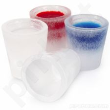Ledinių stikliukų formelės,  4 vnt.
