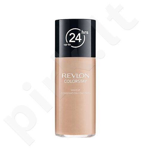 Revlon Colorstay Makeup Combination Oily Skin, kosmetika moterims, 30ml, (330 Natural Tan)