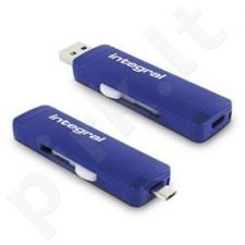 Atmintukas Integral Slide OTG 32GB USB3