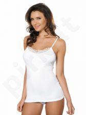 Babell medvilniniai marškinėliai SUSANA (baltos spalvos)