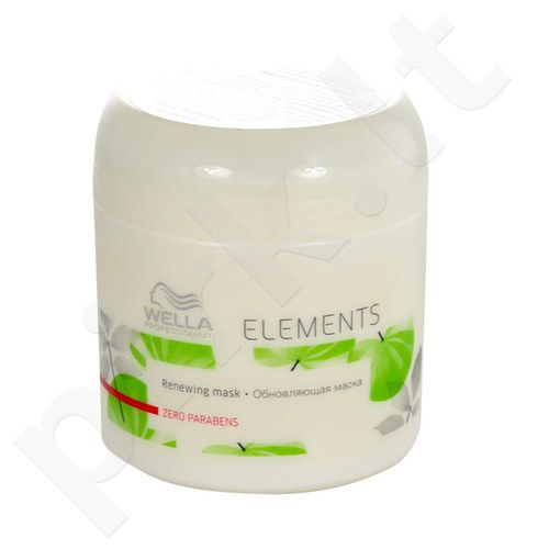 Wella Elements Renewing Mask, kosmetika moterims, 500ml