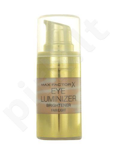Max Factor Eye Luminizer Brightener, kosmetika moterims, 15ml, (Fair)