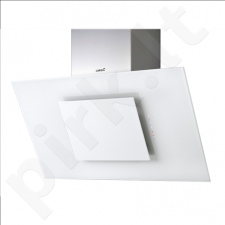 Cata THALASSA 600 XGWH White Glass Wall hood
