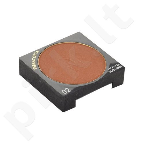Guerlain Terracotta Bronzing pudra Moisturising, kosmetika moterims, 6g, (testeris), (02 Natural-Blondes)