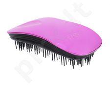 Ikoo Metallic Home, plaukų šepetis, kosmetika moterims, 1vnt, (Cherry Black)